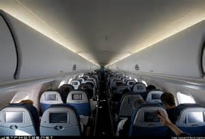 Embraer 195 Interior by Embraer Tudo De Avi 227 O