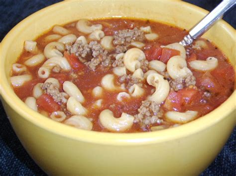 Pantry Soup by Pantry Tomato Beef Soup Recipe Food