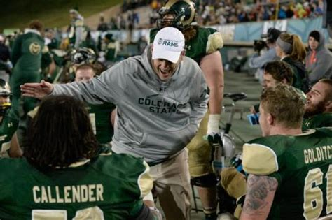 players bench colorado colorado state football off to arizona bowl the denver post