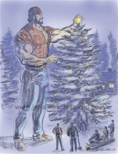 holiday muscle
