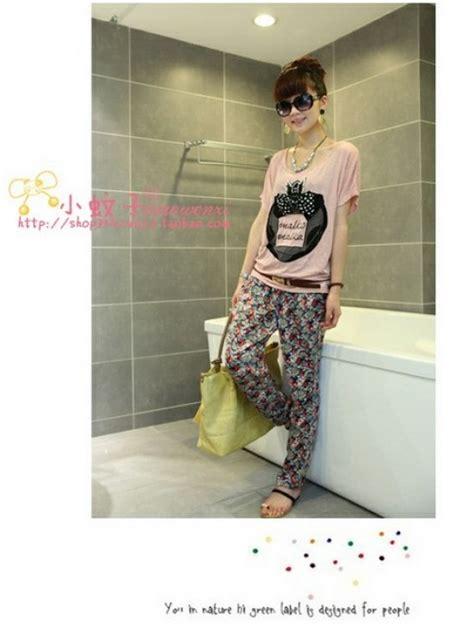 Atasan Fashion At12024 jual baju atasan korea cheongsam gudang fashion wanita