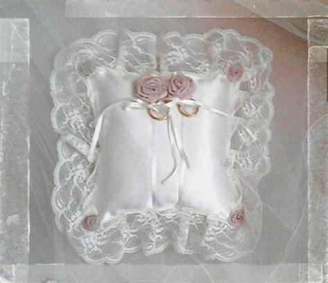 cuscino per le fedi cuscino per fedi nuzialie feste matrimonio di mon