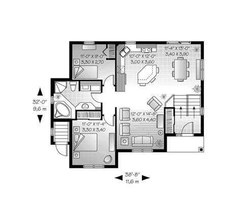 early american house floor plans early american home plans
