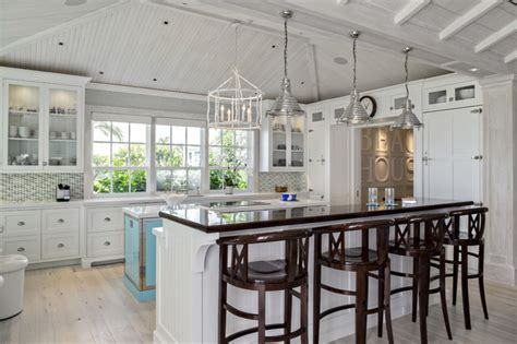 beach house kitchen ideas florida beach cottage beach style kitchen other metro by village architects aia inc