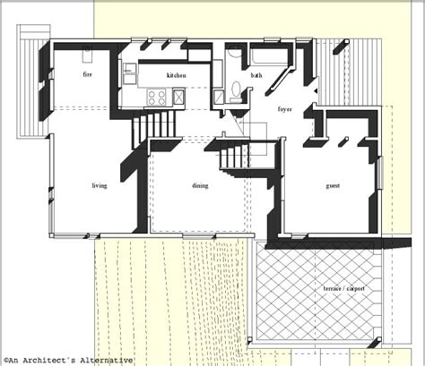 interesting house plans modern house plans by gregory la vardera architect a