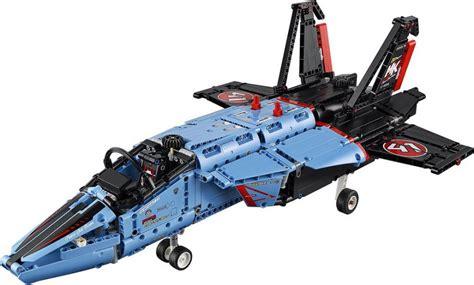 lego technic 42066 air race jet lego technic 2017 air race jet telehandler und b modelle
