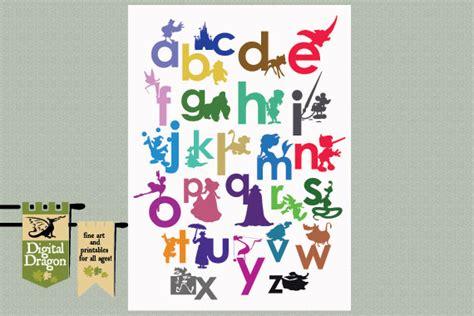 printable disney alphabet letters disney letters new calendar template site
