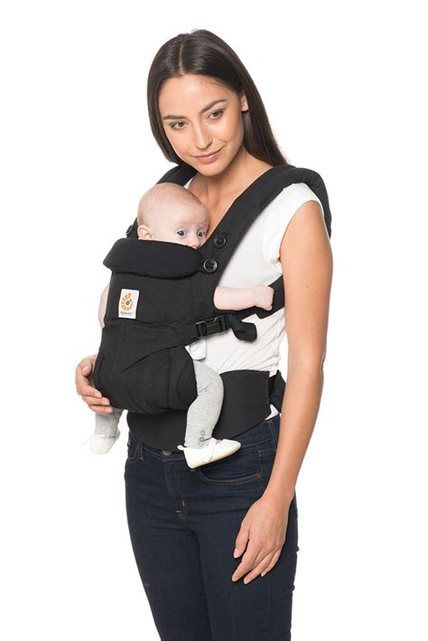 Gendongan Ergo Baby 360 Midnight Blue 4 Posisi omni 360 all position front carrier blue ergobaby