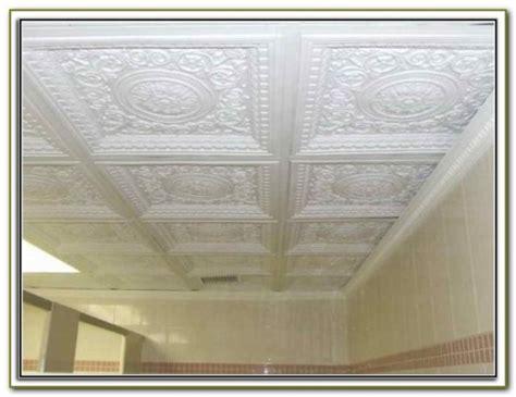 Cheap Drop Ceiling Tiles 2x4 by Drop Ceiling Tiles 2x2 Cheap Tiles Home Decorating