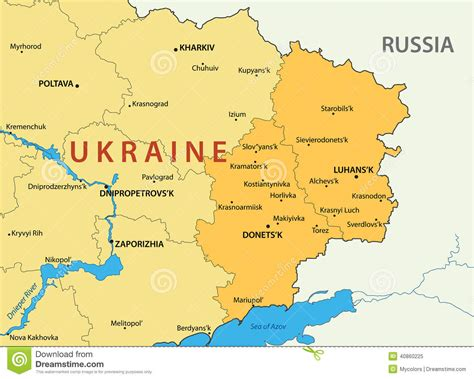 ukraine map vector will donbass reunify at last part i awful