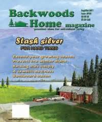 backwoods home magazine newsletter december 2010
