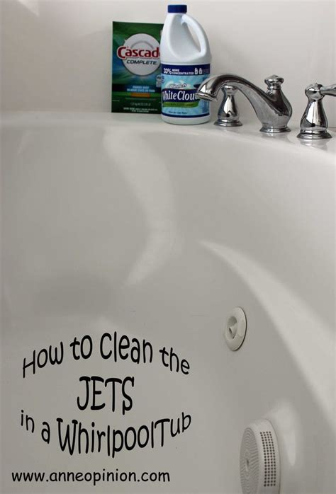 how to clean jets in a bathtub 25 best ideas about jacuzzi tub decor on pinterest