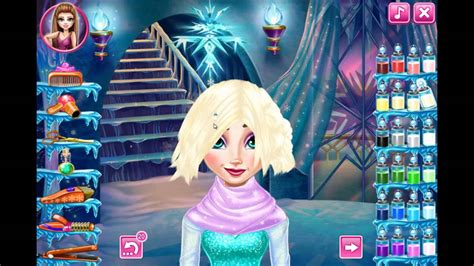 haircut games for toddlers disney frozen game elsa frozen real haircuts video games