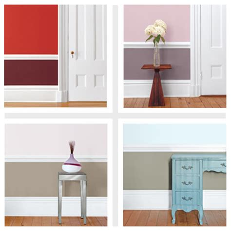 two tone color schemes it takes two four paint schemes for two tone rooms