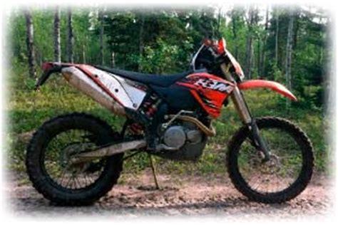 Ktm 530 Battery 2010 Ktm 530cc E Xc Motorcycle Batteries