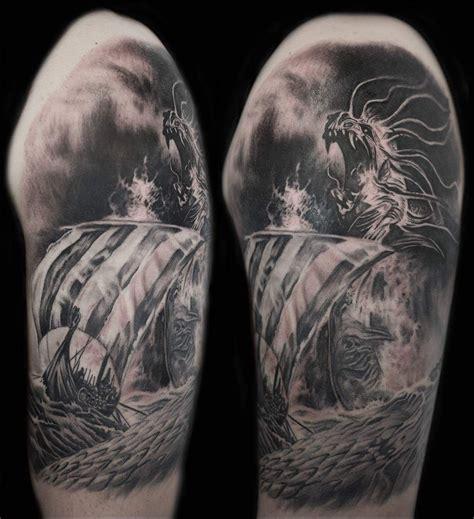 viking longboat tattoo pin by steve o brien on my tattoo ideas viking longboat
