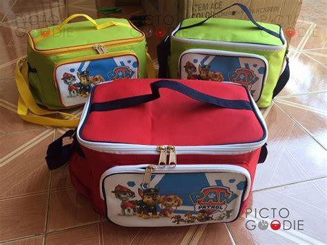 Paw Patrol Besar tas lunch bag lebar paw patrol jakarta pictogoodie