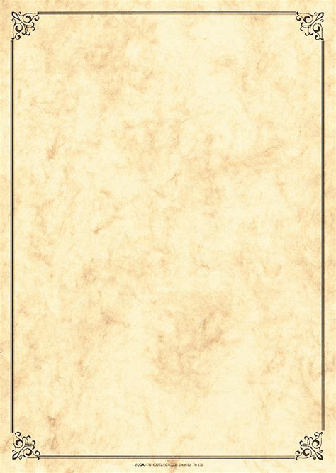 cornici per fogli a4 fogli per menu cornice misura a4 beige carta cartone
