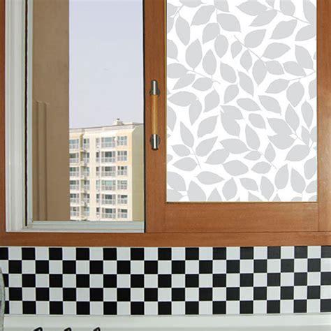 Folie Selbstklebend Glitzer by Fensterfolie Selbstklebend Glitzer Laub Frost Fensterfolien