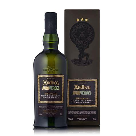Comptoir Des Irlandais by Ardbeg Auriverdes 70cl 49 9 Edition Limit 233 E 2014
