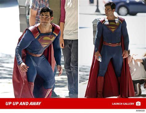 Superman Bad Set by Superman Crashes Supergirl Set Shin Guards