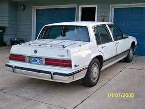 1989 Buick Electra Thatmanthere 1989 Buick Electra Specs Photos