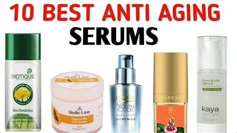Best Anti Aging by 10 Best Anti Aging Serums With Price 2018 Available In