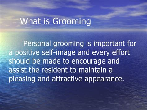 For Your Hair And Personality Grooming by Personal Grooming