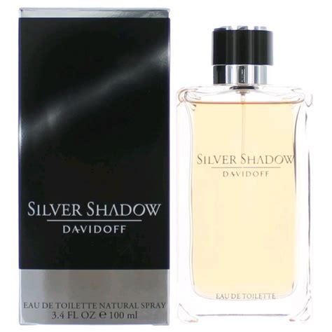 Parfum Davidoff Silver Shadow silver shadow cologne by davidoff 3 4 oz edt spray for new