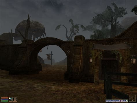 morrowind house mods balmora wall house at morrowind nexus mods and community