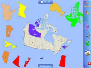 canada puzzle map app for iphone education