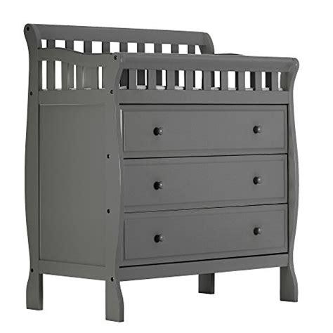 dream on me dresser dream on me marcus changing table and dresser storm grey
