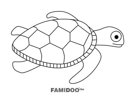 120 dessins de coloriage tortue 224 imprimer