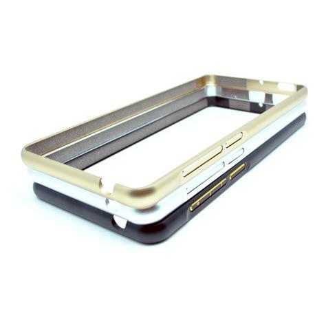 ultra thin aluminium metal arc bumper for xiaomi redmi 2 redmi 2 prime silver
