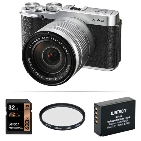 Kamera Fujifilm Miroless X A2 Kit 16 50 Mm fujifilm x a2 mirrorless digital with 16 50mm lens