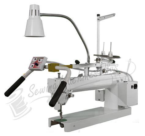 Tin Lizzie Arm Quilting Machine by Tinlizzie18 Empress 18 Inch Arm Quilting Machine