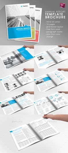 Https Graphicriver Net Item Divided Annual Report Template 13185075 Fashion Lookbook Templates And Fashion On
