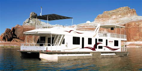 luxury house boat luxury houseboat rentals at lake powell resorts marinas
