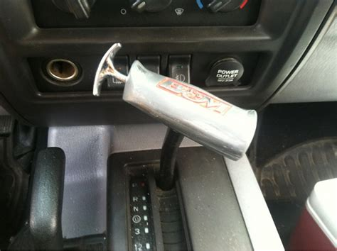 Shift Knobs Automatic by How To Remove A Jeep Automatic Shifter Handle