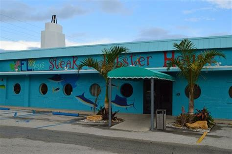florida keys steak and lobster house where to eat drink marathon fl keys seasquared charters