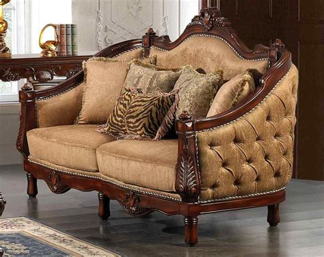 luxurious traditional style formal living room set hd 390b
