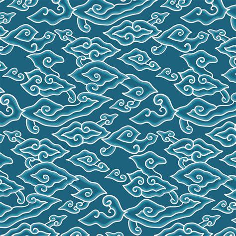 batik pattern collection megamendung batik pattern on behance