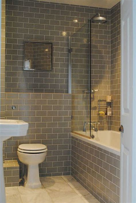tile for small bathroom 40 gray bathroom wall tile ideas and pictures