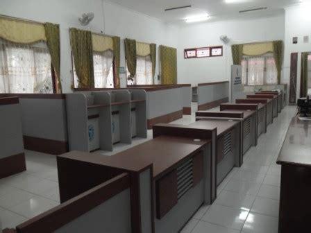 Meja Tv Semarang meja cs front desk meja kasir furniture semarang