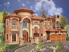 mediterranean luxury house plans