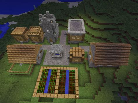 village layout minecraft minecraft npc village buildings by coltcoyote on deviantart