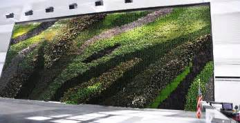 Green Walls by Seeing Green A Critical Look At Green Architecture Muse