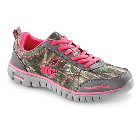 camouflage athletic shoes s pink realtree tennis shoes style guru fashion