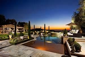 Luxury Backyard Landscaping by Luxury Backyard Luxury Pools