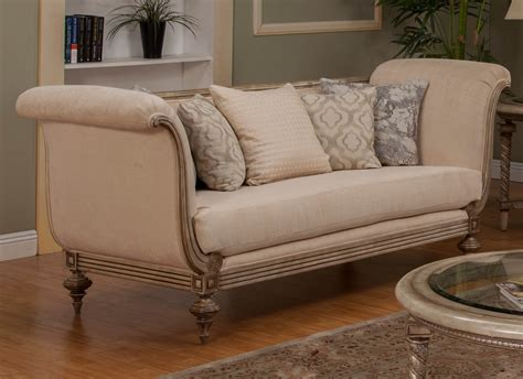 wood trim sofas milerige wood trim sofa usa warehouse furniture